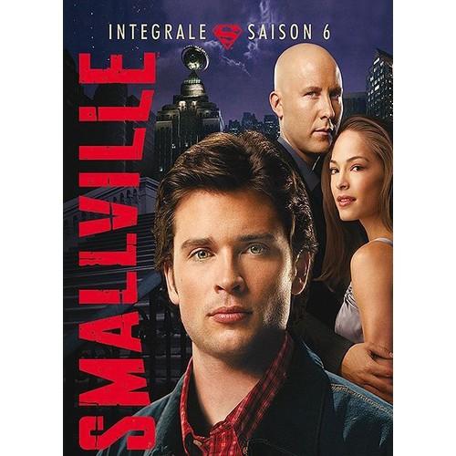 dvd smallville, saison 6 pas cher chez AMC DIGITAL