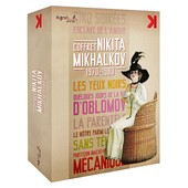 Coffret Nikita Mikhalkov - 1970-1990 de Nikita Mikhalkov