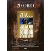 Zucchero - Zu & Co. - Live At The Royal Albert Hall de Matt Askem