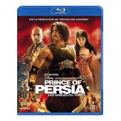 Prince Of Persia : Les Sables Du Temps - Blu-Ray de Mike Newell