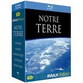 Imax Nature : Notre Terre - Coffret - Blu-Ray de George Casey
