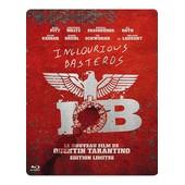 Inglourious Basterds - �dition Bo�tier Steelbook - Blu-Ray de Quentin Tarantino