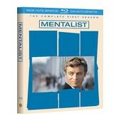 The Mentalist - Saison 1 - Blu-Ray de David Nutter