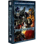 Transformers + Transformers 2 - La Revanche - Pack de Michael Bay