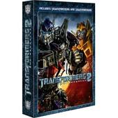Transformers + Transformers 2 - La Revanche - Pack de Michael Bay