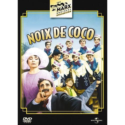 NOIX DE COCO (THE COCOANUTS) (DVD)