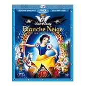 Blanche Neige Et Les Sept Nains - Combo Blu-Ray+ Dvd de David Hand