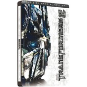 Transformers 2 - La Revanche - �dition Limit�e Bo�tier Steelbook de Michael Bay
