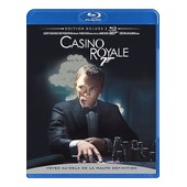 Casino Royale - Edition Deluxe - Blu-Ray de Martin Campbell