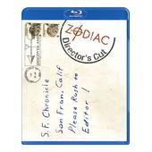 Zodiac - Director's Cut - Blu-Ray de David Fincher