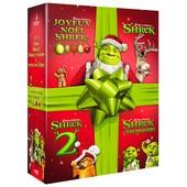 Shrek - La Trilogie + Joyeux No�l Shrek ! - Pack