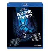 New York 1997 - Blu-Ray de John Carpenter