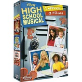High School Musical 1 + 2 + 3 - Coffret 5 Dvd de Kenny Ortega