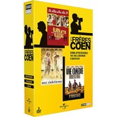 Les Fr�res Coen - Coffret - Burn After Reading + The Big Lebowski + O'brother - Pack de Ethan Coen