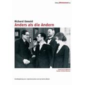 Anders Als Die Andern (Diff�rent Des Autres) de Richard Oswald