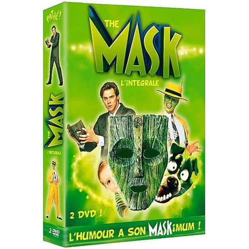 The Mask - L'intégrale (Version 2009) (Coffret 2 DVD)