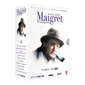 Maigret - La Collection - Coffret 10 Dvd (Vol. 1 � 5) de Pierre Joassin