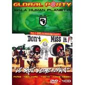 Global Party - 4 A Human Planet - Le Droit D'�tre Humain