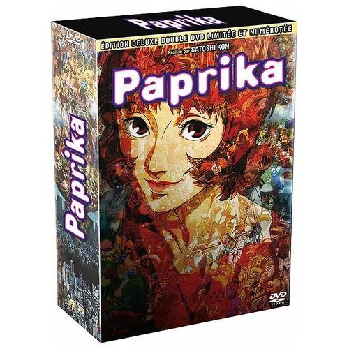 Paprika - Edition Collector de Kon Satoshi