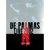 De Palmas, G�rald - Live 2002 - �dition Limit�e de Michel Bazille