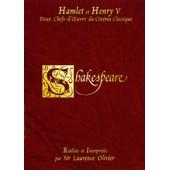 Coffret Shakespeare - Hamlet & Henry V de Laurence Olivier