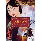Mulan - �dition Collector de Barry Cook