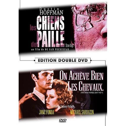 Chiens de paille / On achève bien les chevaux - Bi-pack 2 DVD