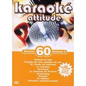 Karaok� Attitude - Ann�es 60 - Volume 2