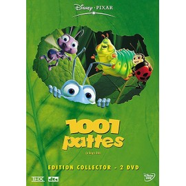 Image 1001 Pattes Édition Collector