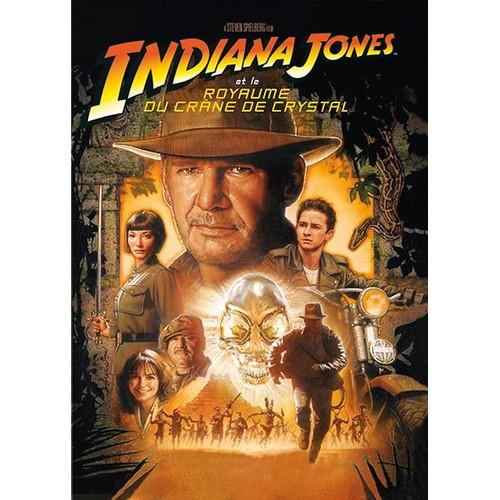 No Name Indiana Jones Et Le Royaume Du CrANE De Cristal Dvd Edition simple