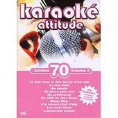 Karaok� Attitude - Ann�es 70 - Volume 2