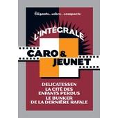 L'int�grale Caro & Jeunet - Delicatessen + La Cit� Des Enfants Perdus + Le Bunker De La Derni�re Rafale de Marc Caro