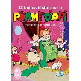 12 Belles Histoires De Pomme Dapi N3