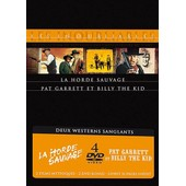 La Horde Sauvage + Pat Garrett Et Billy The Kid de Sam Peckinpah