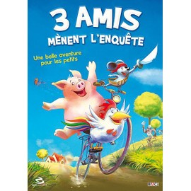 Image 3 Amis Mènent Lenquête