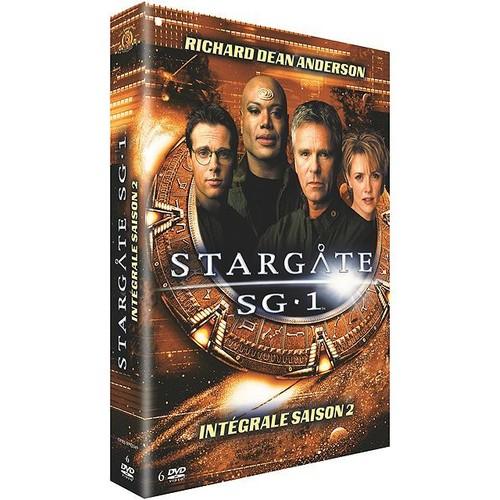 Stargate SG-1 Restage - Intégrale saison 2