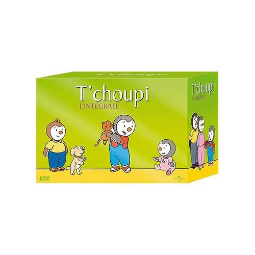 T'choupi - L'intégrale (Coffret 6 DVD)