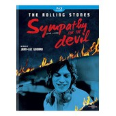 The Rolling Stones : Sympathy For The Devil (One + One) - Blu-Ray de Jean-Luc Godard