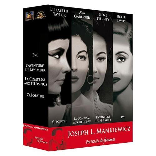 Eve + La comtesse aux pieds nus + L'aventure de Mme Muir + Cléopâtre