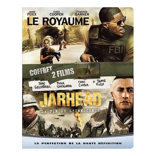 Jarhead + Le Royaume (coffret Blu-ray)