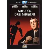Autopsie D'un Meurtre de Otto Preminger