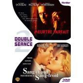 Double S�ance Thriller - Sang Chaud Pour Meurtre De Sang Froid + Meurtre Parfait de Phil Joanou