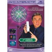 Qui Veut Gagner Des Millions ? - Le Dvd - 2de �dition - Dvd Interactif