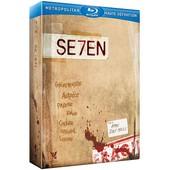 Seven - �dition Collector - Blu-Ray de David Fincher