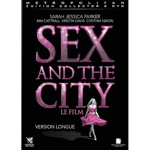 Sex and the City - Le film (Edition Collector 2 DVD)
