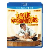 La Folie Des Grandeurs - Combo Blu-Ray + Dvd de G�rard Oury