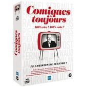 Comiques De Toujours - Coffret 4 Dvd - Pack de Collectif