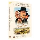 Jean De Florette + Manon Des Sources - Coffret Marcel Pagnol - Pack de Claude Berri
