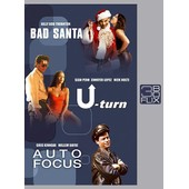 Flix Box - 28 - Bad Santa + U Turn - Ici Commence L'enfer + Auto Focus de Terry Zwigoff