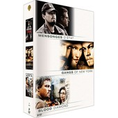 Coffret Leonardo Di Caprio - Mensonges D'�tat + Gangs Of New York + Blood Diamond - Pack de Ridley Scott